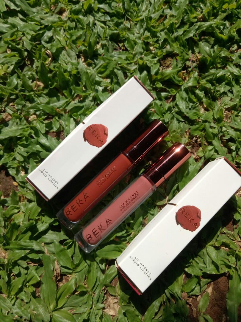 "[Preloved] Reka Cosmetics Lip Magnet ""Goal Digger"""