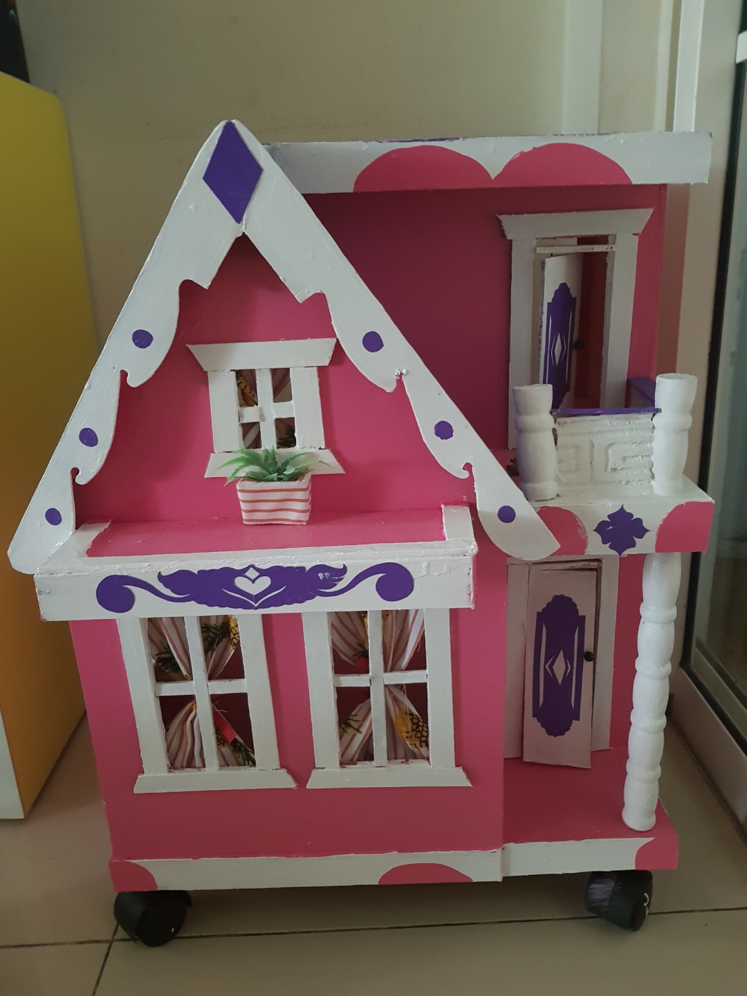 Rumah Barbie Besar Free Perabotan Toys Collectibles Toys On 68cc6657d5