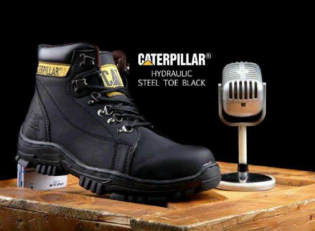 938e47fb3018a4 Sepatu Boots CAT