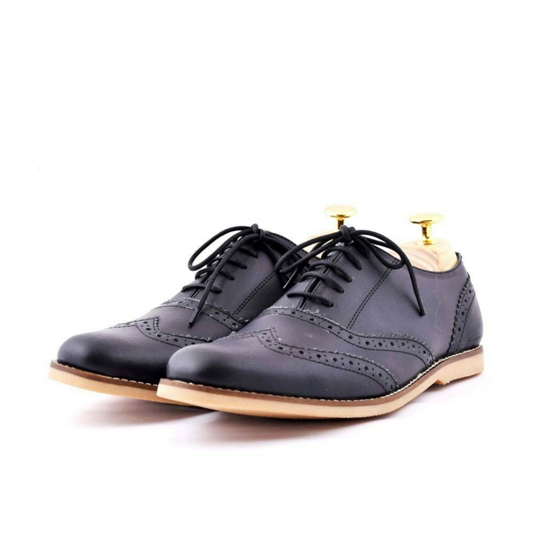 Cobama Sepatu Untuk Pria Cbm 054 Black Wikie Cloud Design Ideas Dksh New Edition Sendal Casual Kulit Dknz 129 Pantofel Wingtip Sapi Asli Azcost Preloved Fesyen Di Carousell