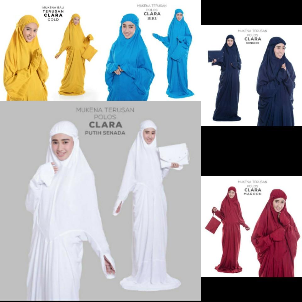Telekung Boyan Womens Fashion Muslimah On Carousell Mukena Helena