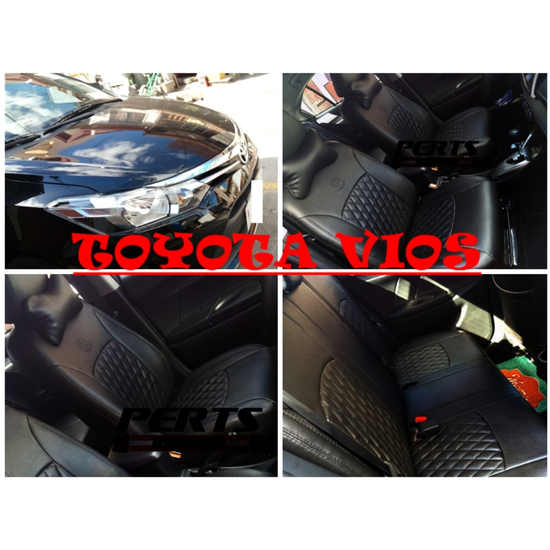 Toyota Vios High Quality Factory Fit Customized Leather Car Seat