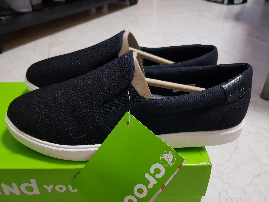 CitiLane Sequin Slip-Ons Shoes