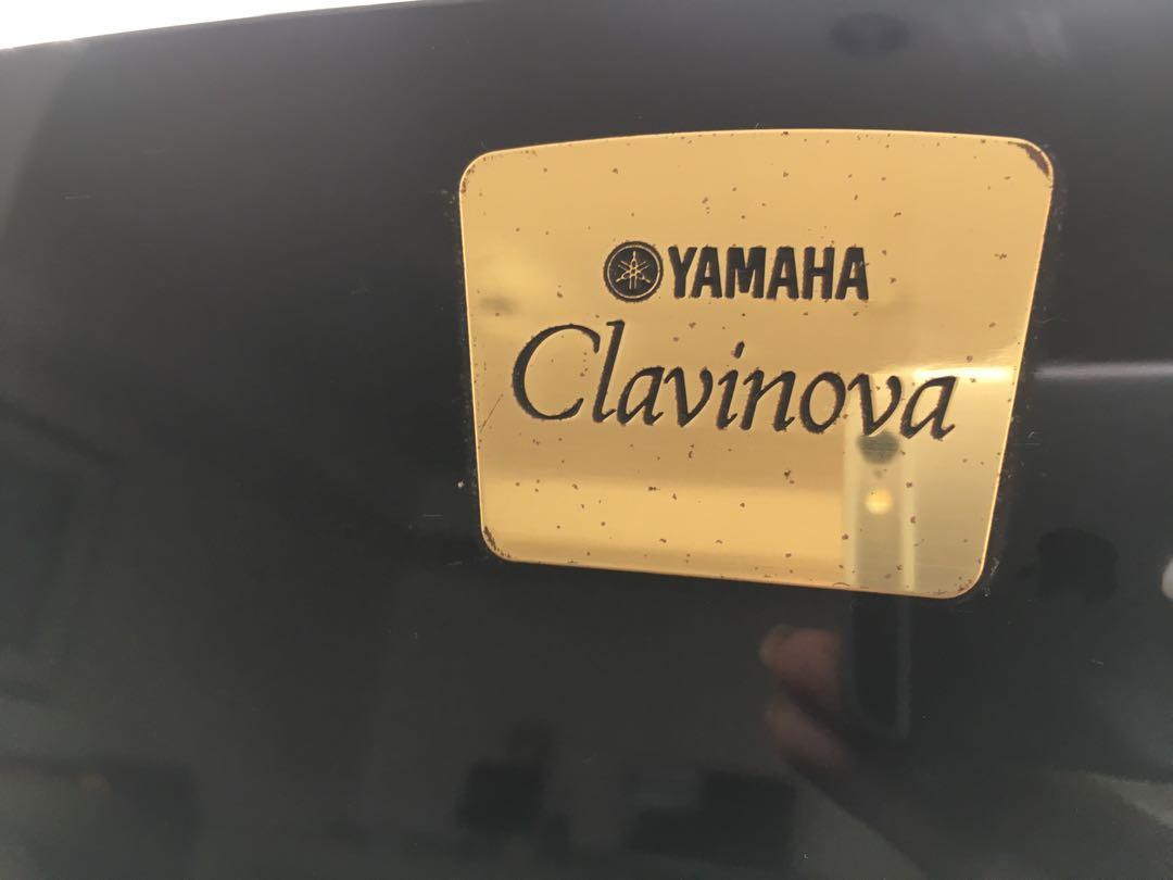 Yamaha Calvinova