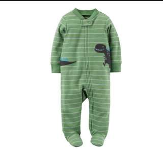 *3M* BN Carter's Sleep And Play For Baby Boy