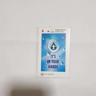 MRT Card - PUB