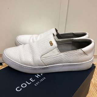 🚚 Cole haan 懶人全真皮鞋