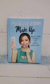 Michelle Phan Make Up Book