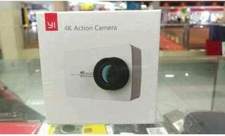 Kredit Action Cam Xiaomi YI 4K.bayar 199rb saja