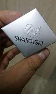SWAROVSKI水晶耳環