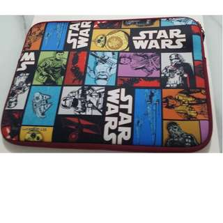 Laptop sleeve collectibles