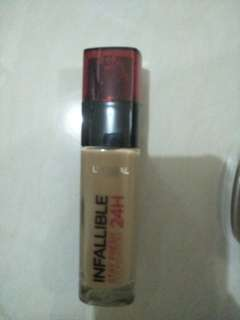 Foundation loreal