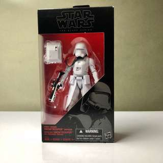 Star Wars The Black Series Snowtrooper Officer