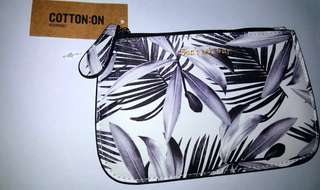 Cotton on Key Pouch