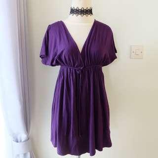 Mini Dress Pantai PL34
