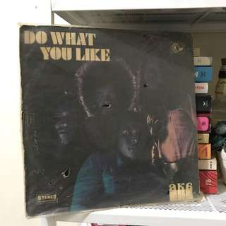 Piringan Hitam/Vinyl AKA - Do What You Like
