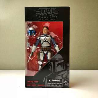 Star Wars The Black Series Jango Fett