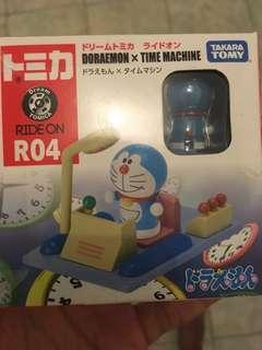 Tomica Doraemon x Time Machine