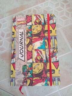Marvel Comics Journal 120 sheets