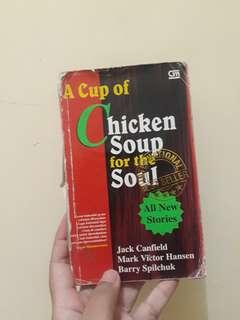 Buku Motivasi Bestseller Chicken Soup for the Soul