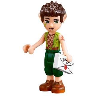 Lego 41076 Farran and the Crystal Hollow - Farran