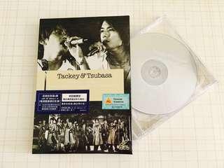 Tackey & Tsubasa Live Concert VCD