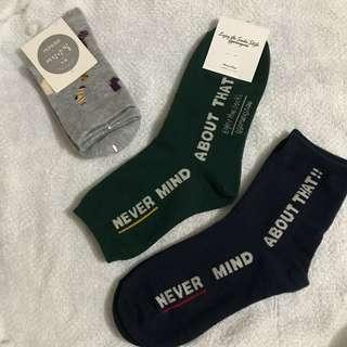 Korean Cool Socks