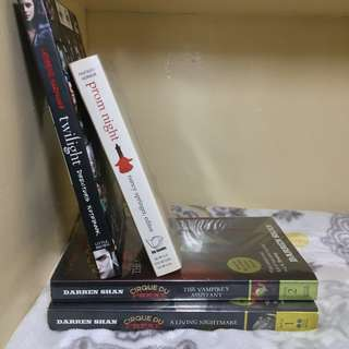 BATCH 2 - BOOKS