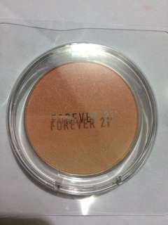Forever 21 ombre blush