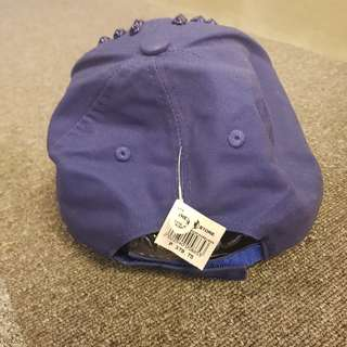 SM Store blue studded cap
