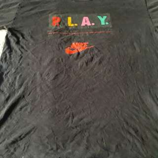 Nike | 1990's P.L.A.Y.