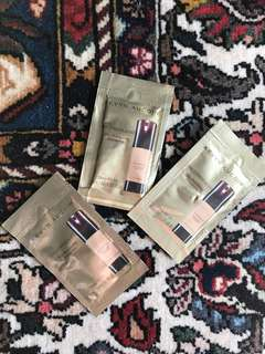 Kevyn Aucin Foundation Samples