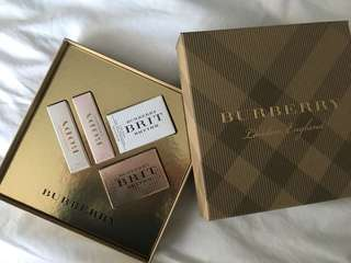 Burberry Women's Body & Rhythm Fragrance Collection 4 Piece Gift