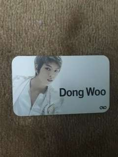 [INFINITE] Dongwoo <BTD> photocard