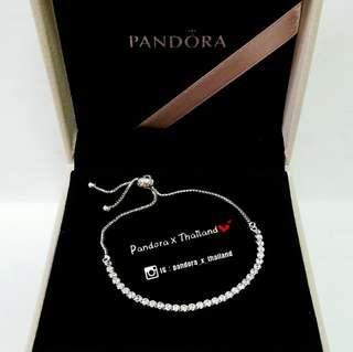 PANDORA 經典閃石手鏈 - 保證真品*購自HK專櫃*超級熱賣款 Hot