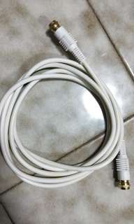 Daiyo tv coaxial antenna cable