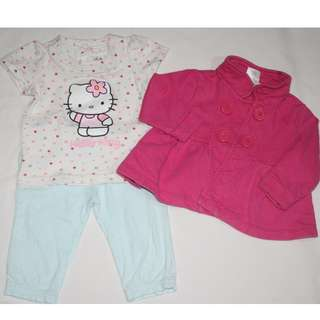 Take All Preloved Baby Clothes H&M Carter's