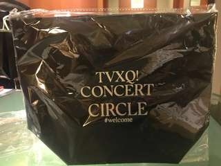 TVXQ! Circle Welcome Small bag and Pillow Cover