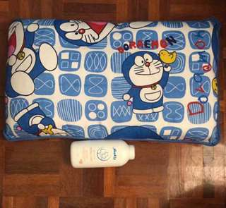 DORAEMON Baby Pillow