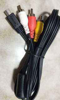 Canon camera cable for tv