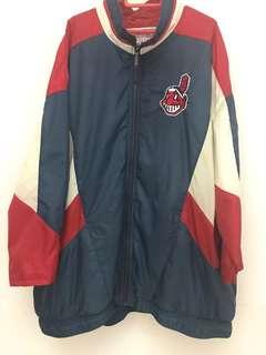 VINTAGE red indians jacket
