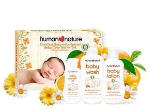 GET 30 OFF Tangerine Dream Baby Care Starter Set   ORIGINAL PRICE:	 PHP	479.25 OFFER PRICE:	 449.
