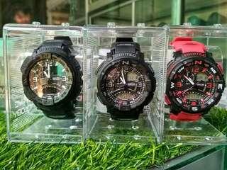 Jam tangan digitec 2057 original
