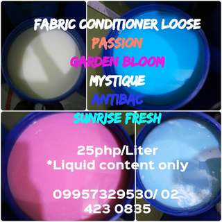 Dishwashing Liquids/Fabric Conditioners FACTORY Pricing