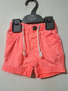 Baby short mothercare Fixprice
