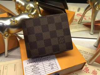 LV Double Layer Wallet