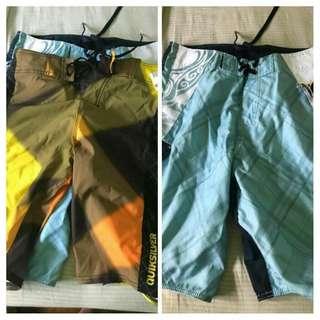 Quicksilver original shorts