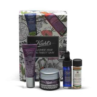 Kiehl's Discover Your Healthiest Skin Set