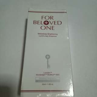 Brand New For Beloved Melasleep Brightening Lumi Key Essence (sealed)