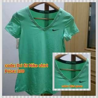 Nike dri fit tee shirt / tshirt